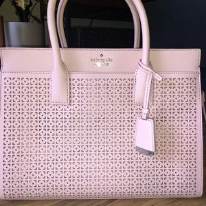 Kate Spade New York Perforated Candace Satchel